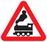 Тест Предупреждающие дорожные знаки. | Тесты по вождению автомобиля